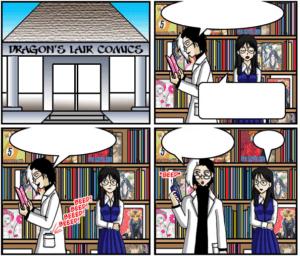 Сервисы для создания комиксов