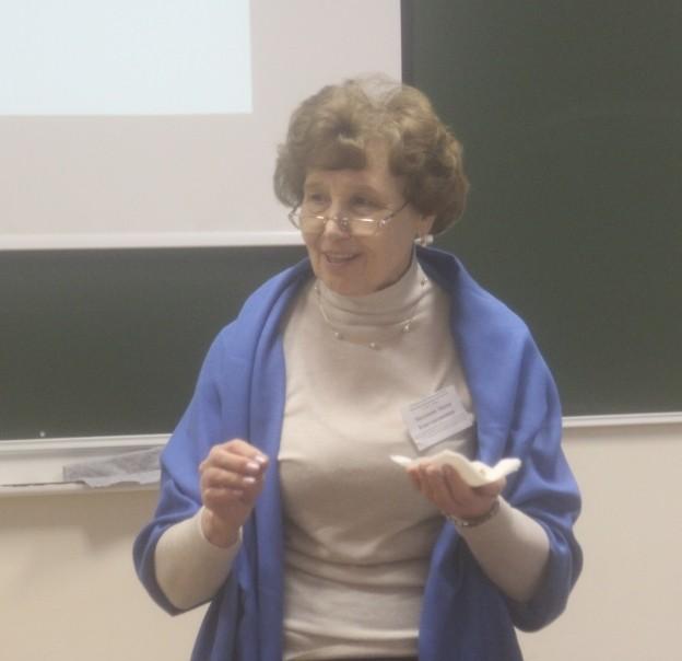 Мазунова Лидия Константиновна