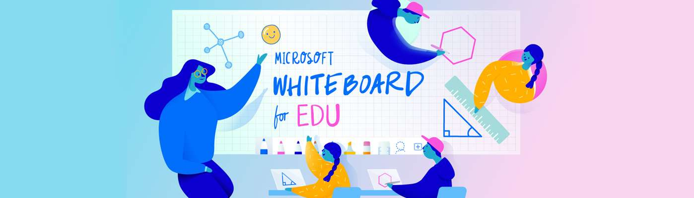 Microsoft Whiteboard for Education