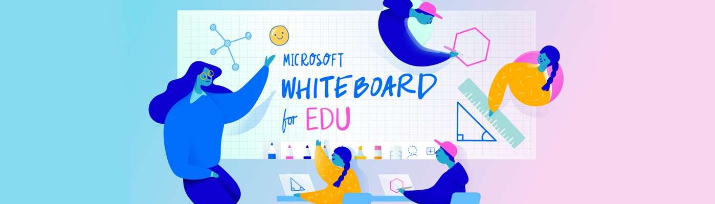 Microsoft Whiteboard for Education